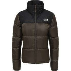 The North Face Nevero Down Jacket Women New Taupe Green